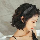 髮夾More Acc發箍女網紅韓國簡約時尚寬邊壓發卡發帶超仙發飾成人頭箍 運動部落