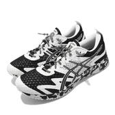 Asics 慢跑鞋 Gel-Noosa Tri 12 黑 白 男鞋 三鐵鞋 運動鞋 【PUMP306】 1011A673002
