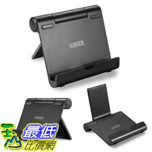 [104美國直購] Anker Multi-Angle Portable Stand for Tablets 7-10 inch 攜帶式 鋁合金 平板 電腦支架黑/銀 兩色_e38