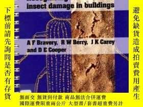 二手書博民逛書店Recognising罕見Wood Rot and Insect