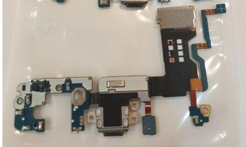 【保固一年】Samsung 三星 S9 PLUS G965F 尾插 原廠 尾插排線 無法充電 不充電 S9+ 麥克風無聲