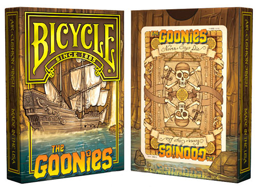 【USPCC 撲克】BICYCLE Goonies limited Playing Cards