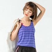 《KS0264》台灣品質.世界同布~交叉美背花紗外罩背心.3色 OrangeBear
