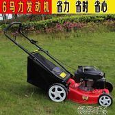 割草機草坪機1820寸四沖程手推式汽油剪草割草機打草機除推草機刀片igo 嬡孕哺