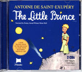 【麥克書店】THE LITTLE PRINCE /英文CD 《小王子》