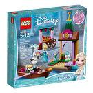 樂高積木LEGO《 LT41155 》2018 年迪士尼公主系列 - 艾莎的市場探險╭★ JOYBUS玩具百貨