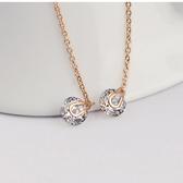 耳環 玫瑰金 925純銀水晶-氣質流蘇生日情人節禮物女飾品2色73gs164【時尚巴黎】