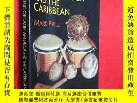 二手書博民逛書店Music罕見of Latin America and the