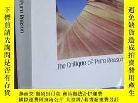 二手書博民逛書店The罕見Critique of Pure Reason (16開)Y5460 Kant, Immanuel