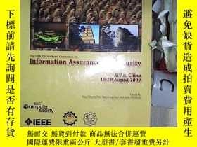 二手書博民逛書店The罕見Fifth International Conference on Information Assura