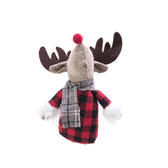 聖誕麋鹿吊飾13cm