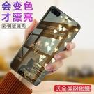 小笨魚 oppor11手機殼玻璃殼r11plus女款男潮oppo r11軟『新佰數位屋』