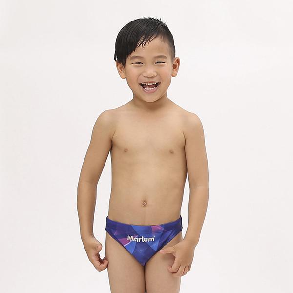 ≡MARIUM≡ 小男競賽型泳褲 MAR-6103J