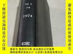二手書博民逛書店the罕見journal of chemical thermod