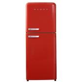 聲寶 SAMPO 210公升歐風美型雙門冰箱 SR-C21D