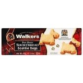英國 Walkers 蘇格蘭皇家梗犬造型奶油餅乾(110g)盒裝【小三美日】