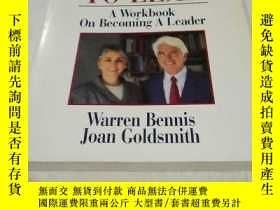 二手書博民逛書店Learning罕見To Lead: A Workbook On