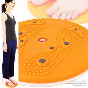 扭扭盤│台灣製造 10吋穴位磁石扭腰盤.按摩顆粒美腿機.運動健身器材.推薦哪裡買專賣店