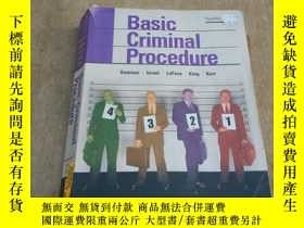 二手書博民逛書店basic罕見criminal procedure第12版(基本