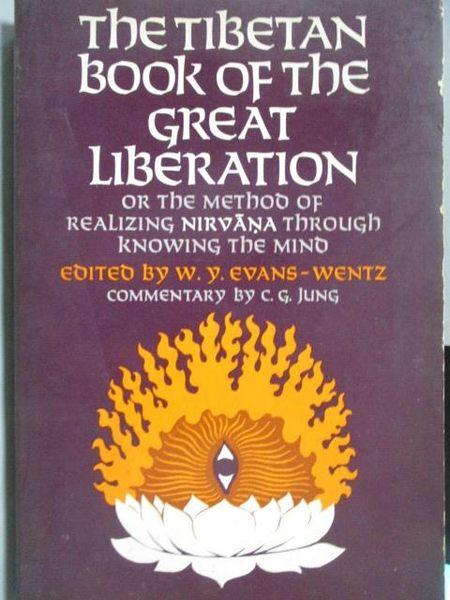 【書寶二手書T6/歷史_ODI】The Tibetan Book of The Great Liberation
