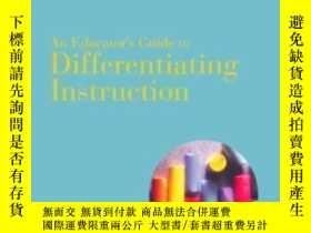 二手書博民逛書店An罕見Educator s Guide To Differentiating Instruction.-區分教學