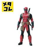 【日本正版】Metacolle 合金人偶 死侍 掌上人偶 模型 漫威英雄 MARVEL - 871576