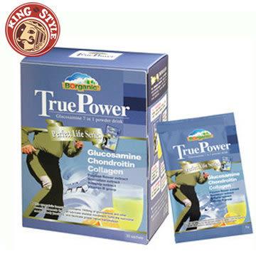 【博能生機】True Power 關常健 葡萄糖胺膠原飲 30包/盒