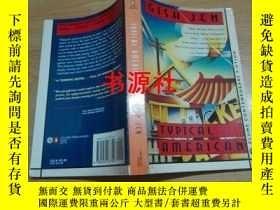 二手書博民逛書店Typical罕見American(典型的美國佬)Y6993 G