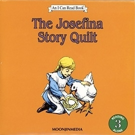 〈汪培珽英文書單〉〈An I Can Read系列:Level 3)THE JOSEFINA STORY QUILT /(單CD)