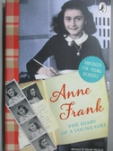【書寶二手書T4/原文小說_NBY】The Diary of A Young Girl_Anne Frank
