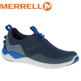 【MERRELL 美國 男款 1SIX8 MOC超輕量休閒鞋《深藍》】 ML91931/休閒鞋/慢跑鞋/健走鞋/運動鞋★滿額送