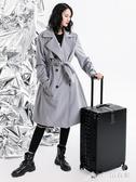 ULDUM旅行箱行李箱鋁框拉桿箱萬向輪20女男學生24密碼皮箱子28寸ATF 三角衣櫃