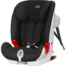 【愛吾兒】Britax ADVANSAFIX  SICT 百變旗艦型 ISO 成長型汽車安全座椅 黑