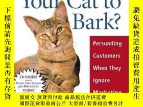 二手書博民逛書店Waiting罕見For Your Cat To Bark?-等著你的貓叫?Y436638 Bryan Eis