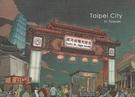 【收藏天地】台灣紀念品*明信片-饒河夜市...