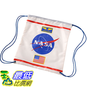 [美國直購] Aeromax DSAW nasa後背包 抽繩式背袋 Astronaut Drawstring Backpack