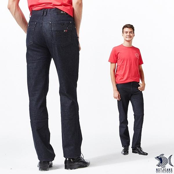 【NST Jeans】UK英倫風旗幟 重磅數原色單寧男褲(歐系修身小直筒) 380(5732) 台製 紳士 四季款