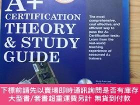 二手書博民逛書店A十罕見Certification Theory & Study Guide 附光盤Y284058 Charl