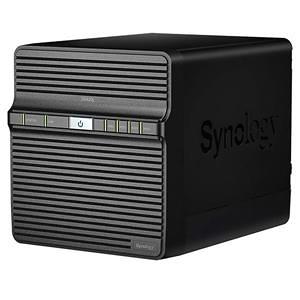 【綠蔭-免運】Synology DS420j 網路儲存伺服器