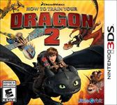 3DS How to Train Your Dragon 2: The Video Game 馴龍高手 2(美版代購)