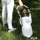 農用噴霧器打灑水機噴灑水機高壓力果樹手動手壓式打灑水桶打農灑水桶 PA8120『男人範』
