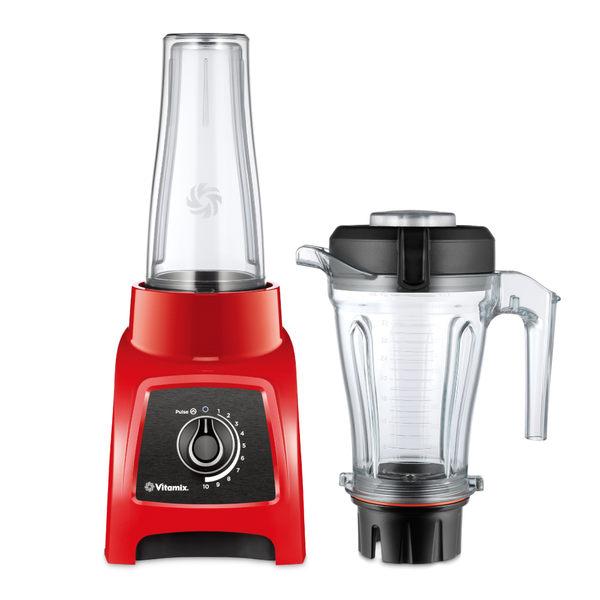 紅色 Vitamix 美國品牌 全食物調理機 輕饗型 S30 另有TNC-5200