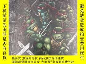 二手書博民逛書店Teenage罕見Mutant Ninja Turtles Th