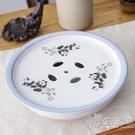 陶瓷功夫茶具茶船茶盤 特價日用可加印LOGO 空船托盤簡約家用 WD小時光生活館