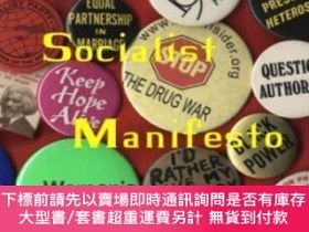 二手書博民逛書店A罕見Socialist ManifestoY255174 Luft, Eric V. D., Ph.d. G
