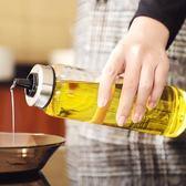 聖誕節狂歡夸克油瓶玻璃防漏油壺大號家用油罐調味料香油醬油瓶醋壺廚房用品 芥末原創