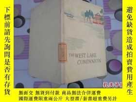 二手書博民逛書店1958年罕見 The West Lake companion