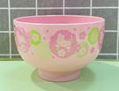 【震撼精品百貨】Hello Kitty 凱蒂貓~Sanrio HELLO KITTY塑膠碗/美耐皿碗/-和風粉(日本漆器)#78281
