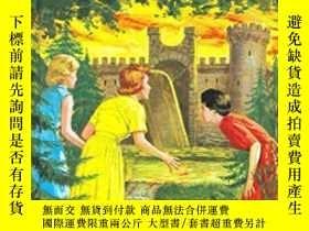 二手書博民逛書店英文原版少年兒童偵探小說罕見Nancy Drew 40: the