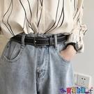 皮帶 韓國新款皮帶鏤空全孔腰帶免打孔學生女士牛仔褲帶百搭簡約潮 寶貝計畫 618狂歡